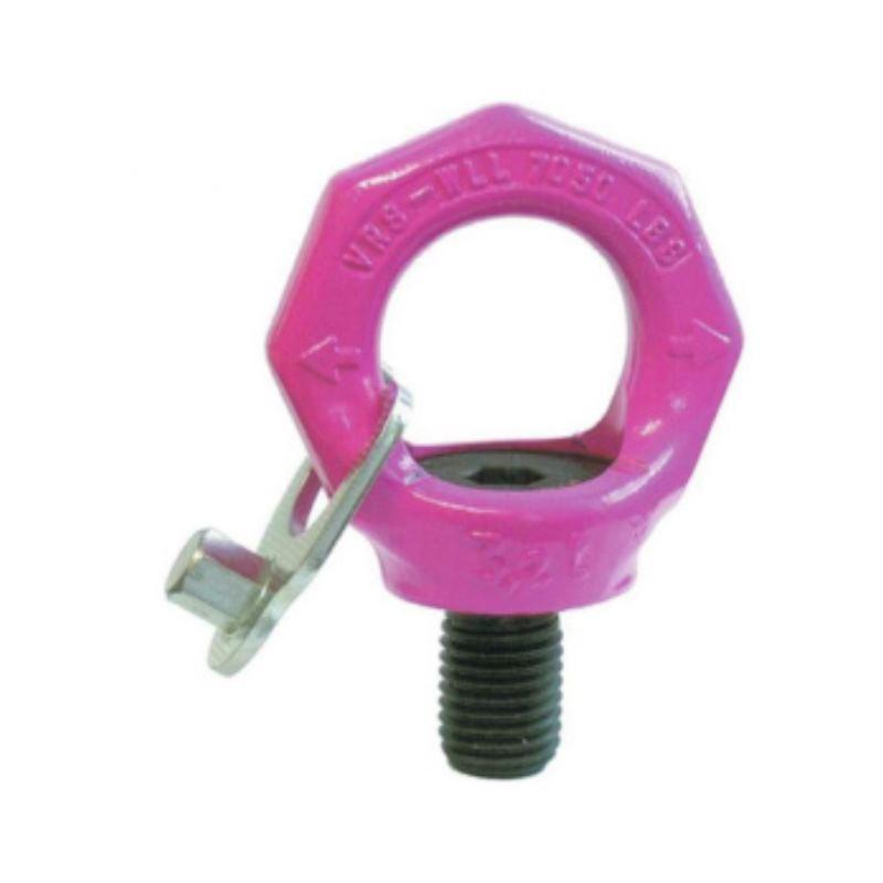 Ringschraube Starpoint RUD Vario Typ VRS-F M 8 mit Schlüsselblech