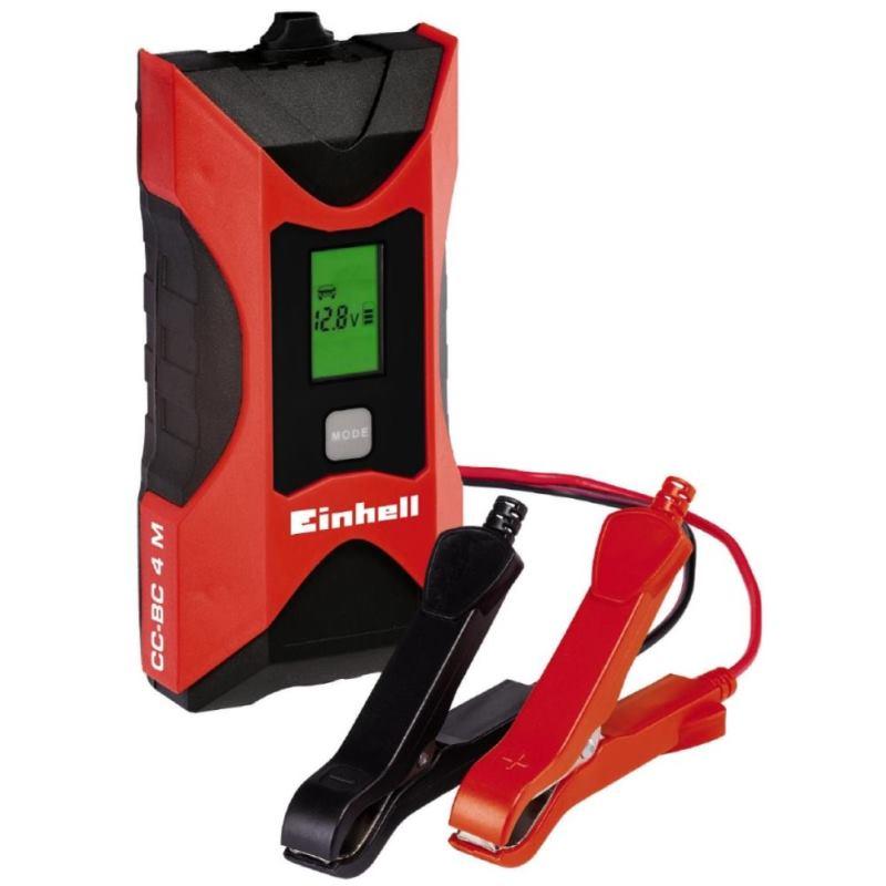 Auto KFZ Batterie Ladegerät 6V-/12V | CC-BC 4 M