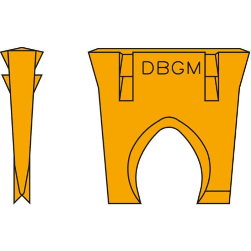 Hammerstielsicherungen 31 mm 1.750 - 2.000 kg