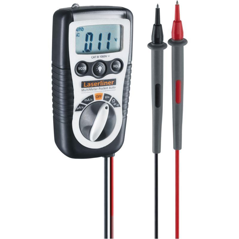 Auto Hand-Multimeter digital MultiMeter Pocket