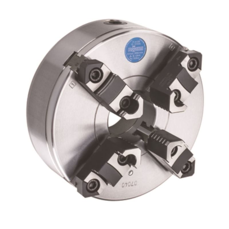 ZSU 315, KK 11, 4-Backen, ISO 702-3, Grund- und Aufsatzbacken, Stahlkörper