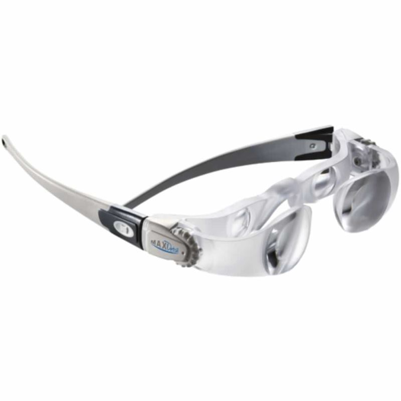 Lupenbrille MaxDetail 2-fach in Etui