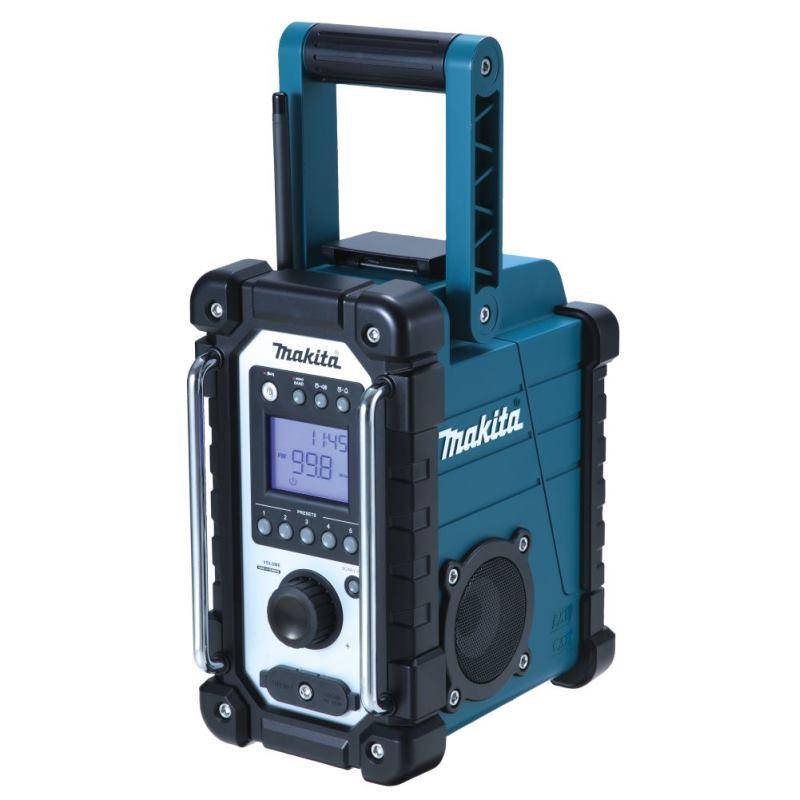 Akku-Baustellenradio DMR107 für 7.2 V-18 V Li-Ion