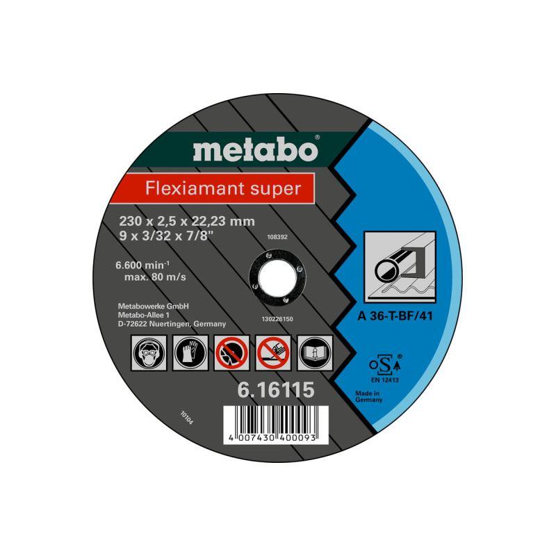 Flexiamant super 230x2,5x22,23 Stahl, Trennscheibe