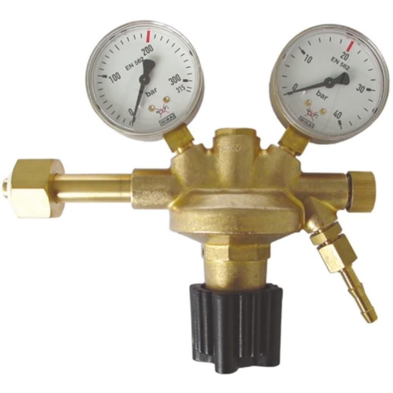 Druckregler für Stickstoff. bis 20 bar