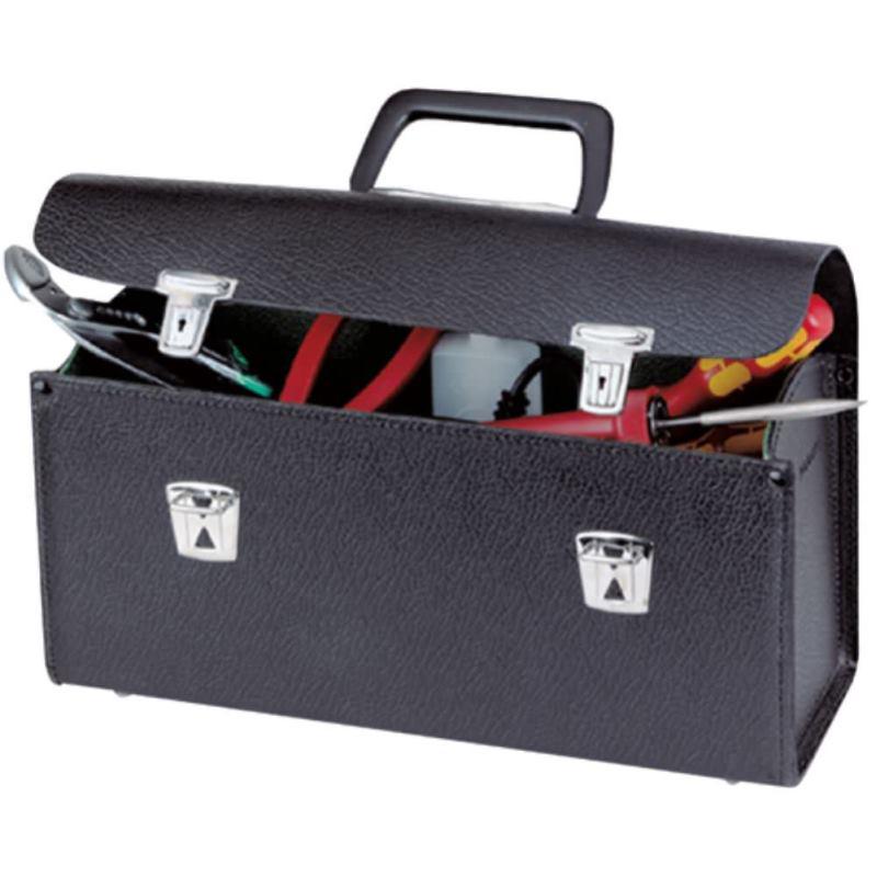 Universal Werkzeugtasche 370x110x250mm Rindleder