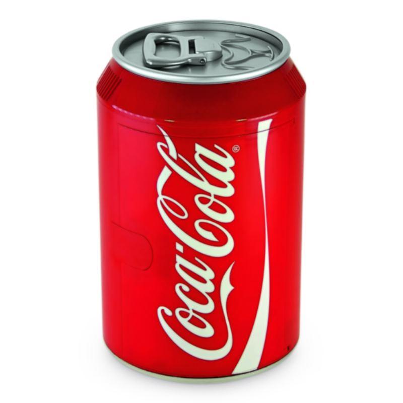 Mini-Kühlschrank Cool Can 10 AC/DC im Coca-Cola®-Design