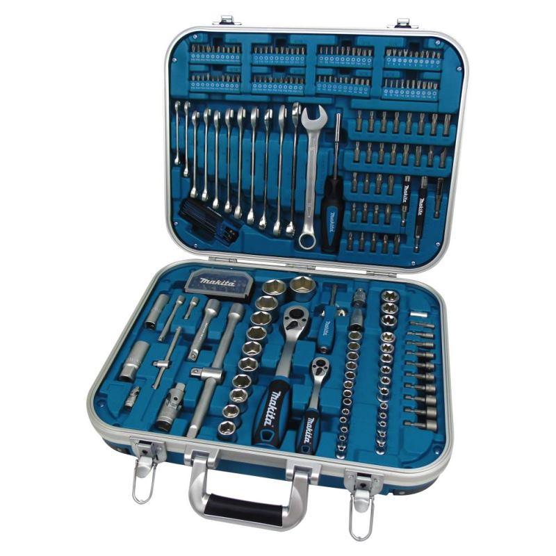 Werkzeugset Bitsatz Steckschlüssel Satz 227 tlg.