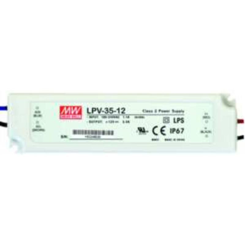 LPV-35-12 LED-Netzteil 12V 35W DC