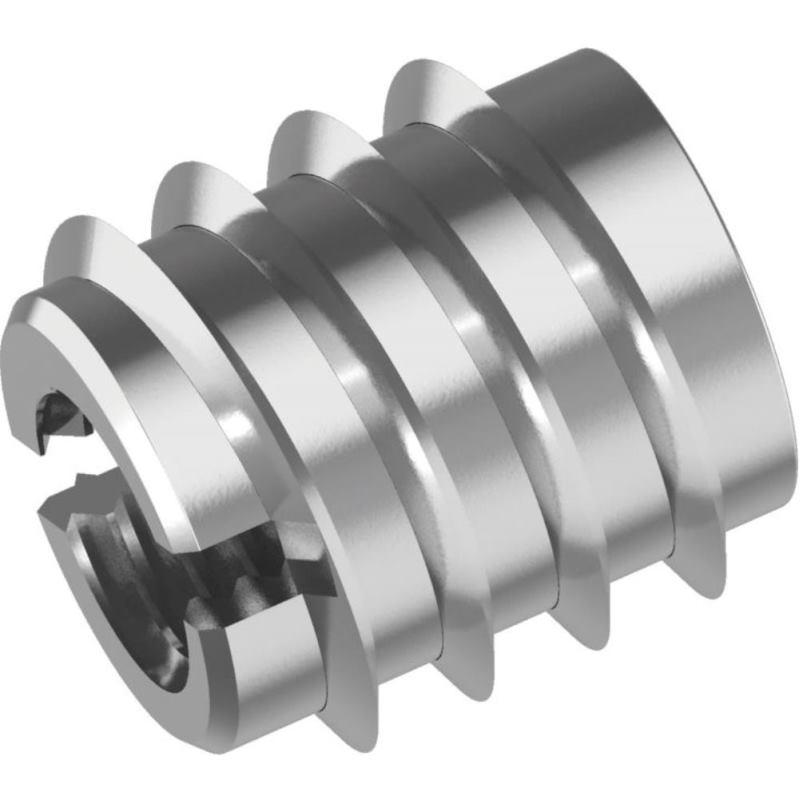 Rampa Muffen ähnl. DIN 7965 Typ-B - Edelstahl A1 M 6x12.0x12