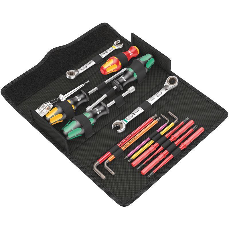 Werkzeugsatz Kraftform Kompakt SH 2, 15-teilig