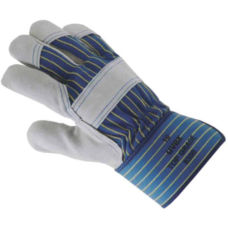 Schutzhandschuh Größe 9 Top Grade 8300 Rindspaltl