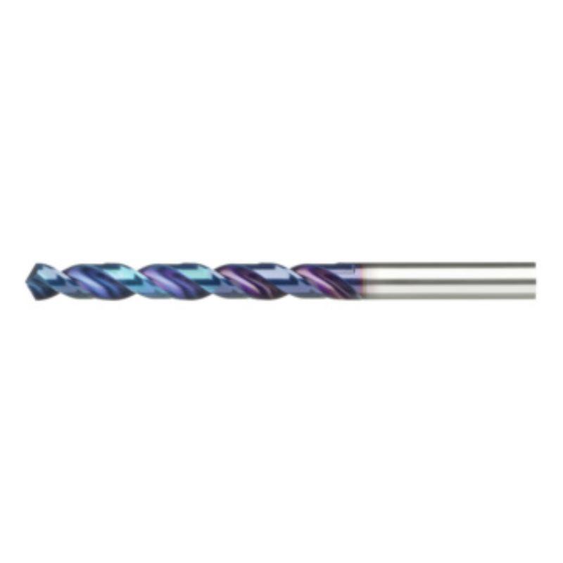 Spiralbohrer U4 HSSE TiNAlOX 5xD DIN 338 2,6 mm x 57 mm x 30 mm 118 Grad
