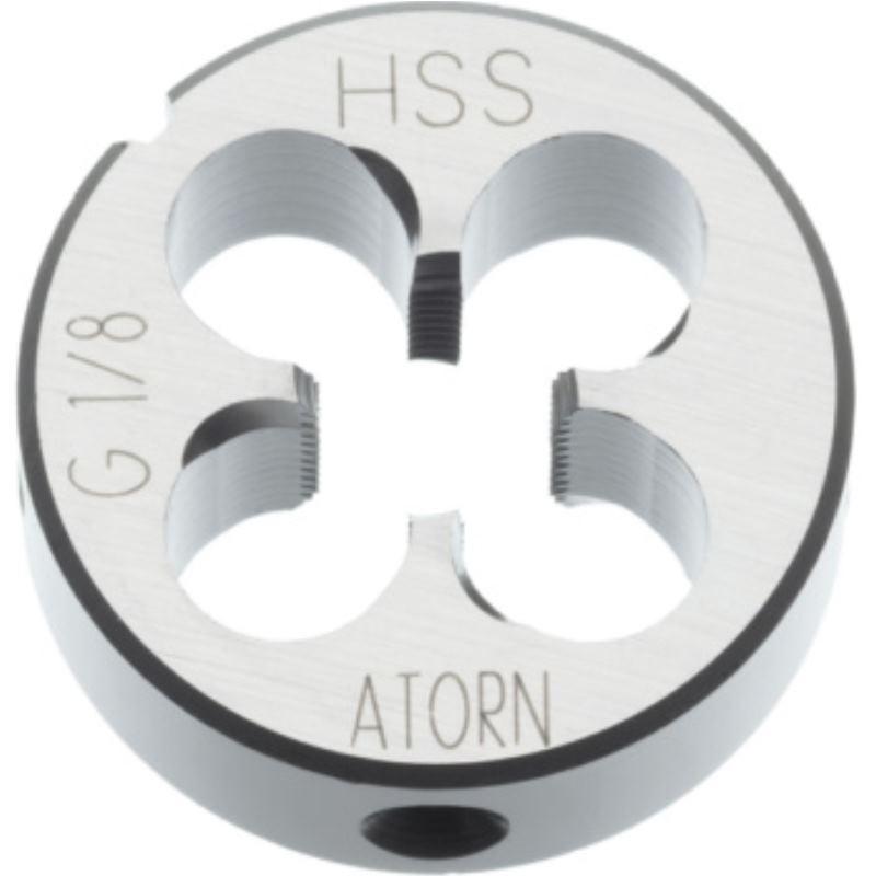 Schneideisen HSS G 3/8 in 19 45 mm A 24231