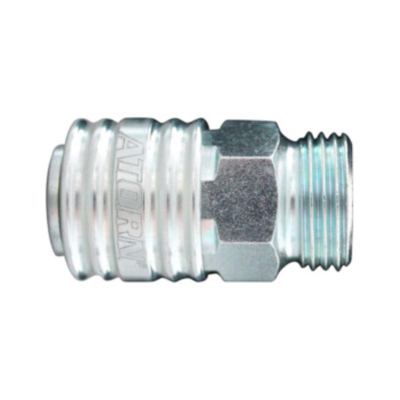 Kupplung DN7,2 G1/4i, Stahl
