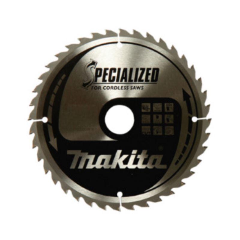 Kreissägeblatt B-32954 165x20 mm 40 Zähne CCM16540E Material Holz