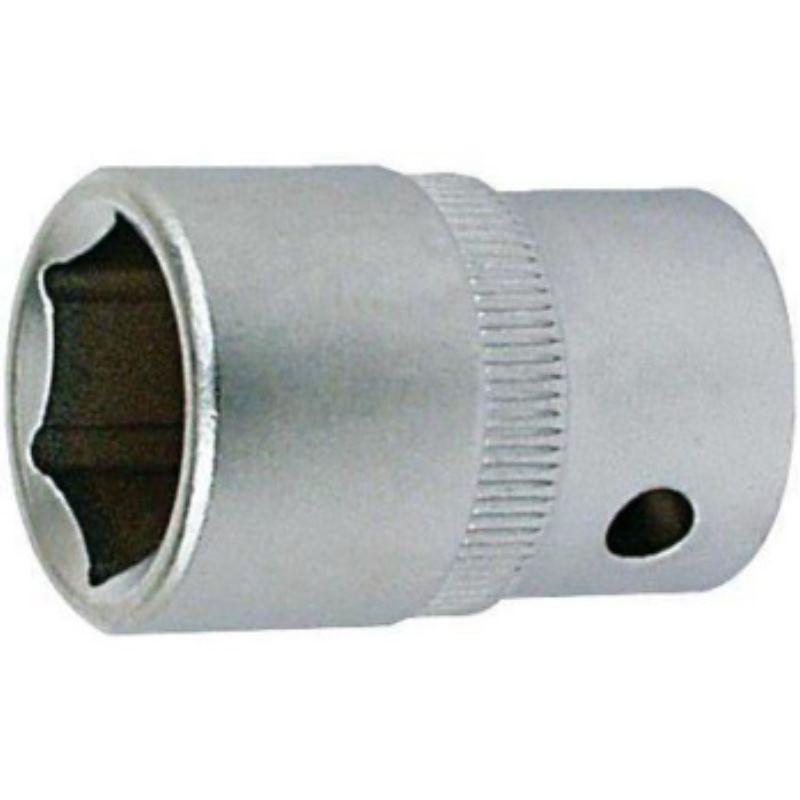 Steckschlüsseleinsatz 7 mm 1/4' DIN 3124 Sechskant