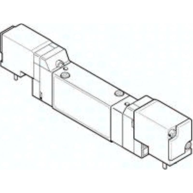 MEH-5/3G-5,0-I-B 173408 Magnetventil