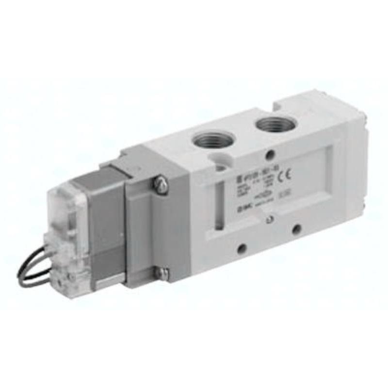 VF5120K-5LOU1-02F SMC Elektromagnetventil