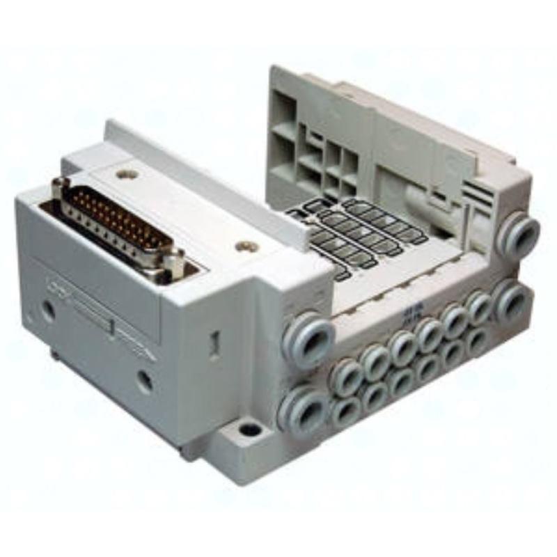 SS5Y5-10F1-03B-C8 SMC Mehrfachanschlussplatte