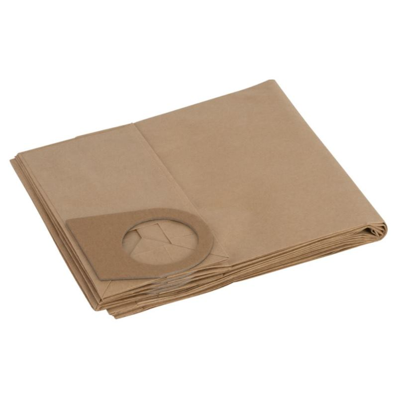 Papierfilterbeutel passend zu GAS 1000/ PAS 90 | 5er Pack