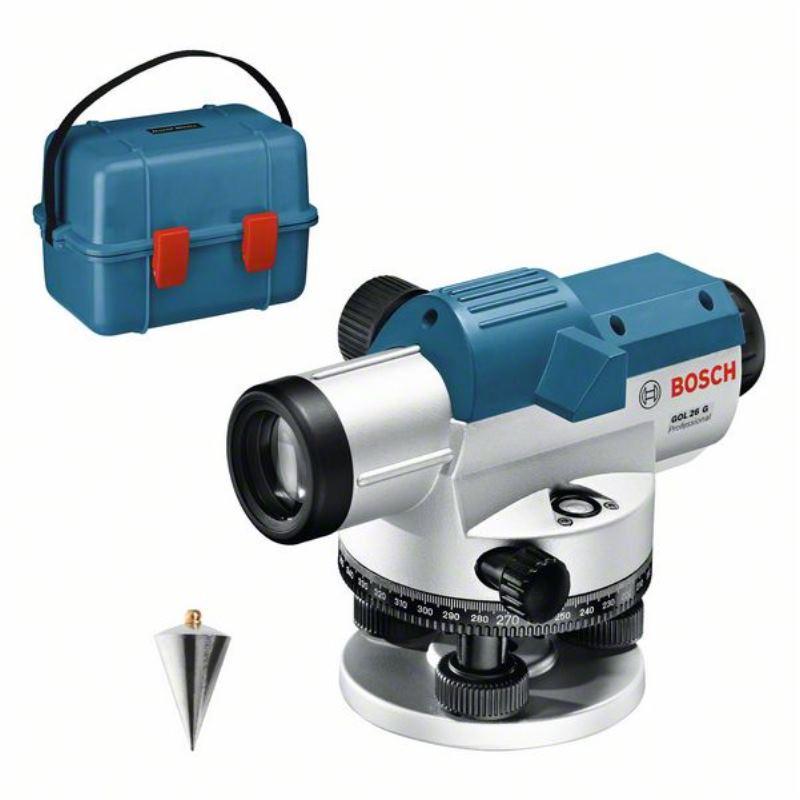 Optisches Nivelliergerät GOL 26 G