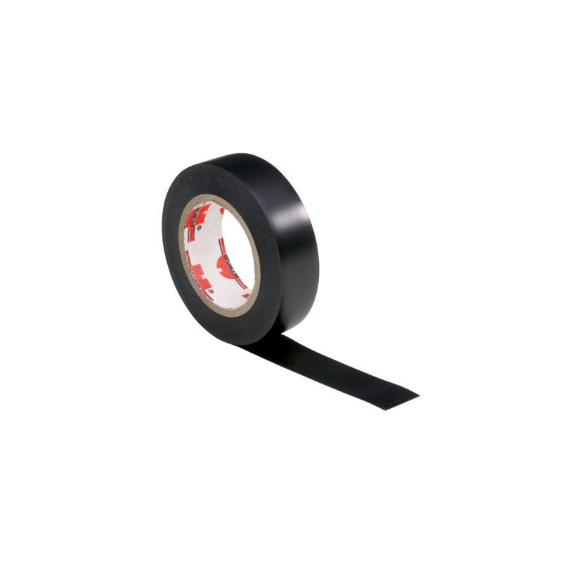 15mm Elektro-Isolierband VDE schwarz 10 Meter | 10er Pack