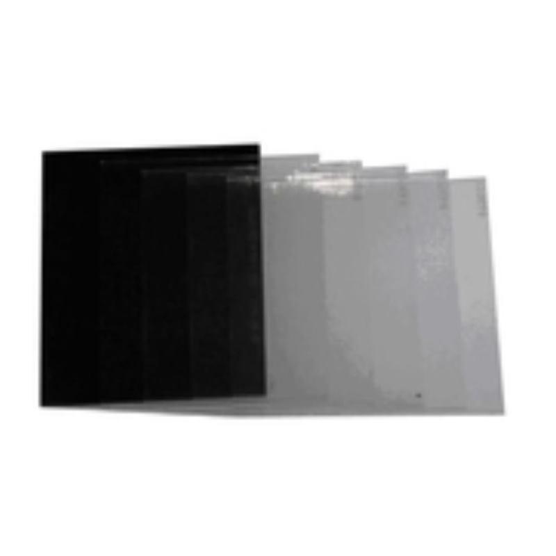 Schutzglas DIN 9 + 5 x klar Schweiss-Zubehör