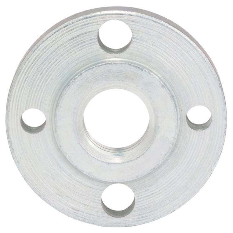 Rundmutter für Schwabbelscheibe 115 - 150 mm