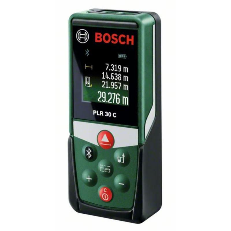 Digitaler Laser-Entfernungsmesser PLR 30 C | Messbereich bis 30m