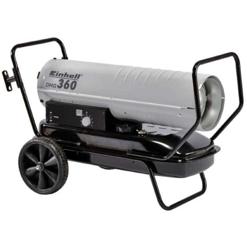 DHG 360 Heißluftgenerator (Diesel)