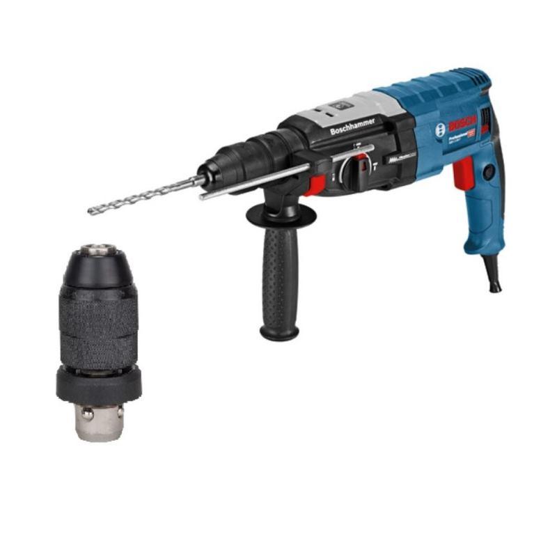 SDS-Plus Bohrhammer GBH 2-28 F + Wechselfutter+ L-Boxx