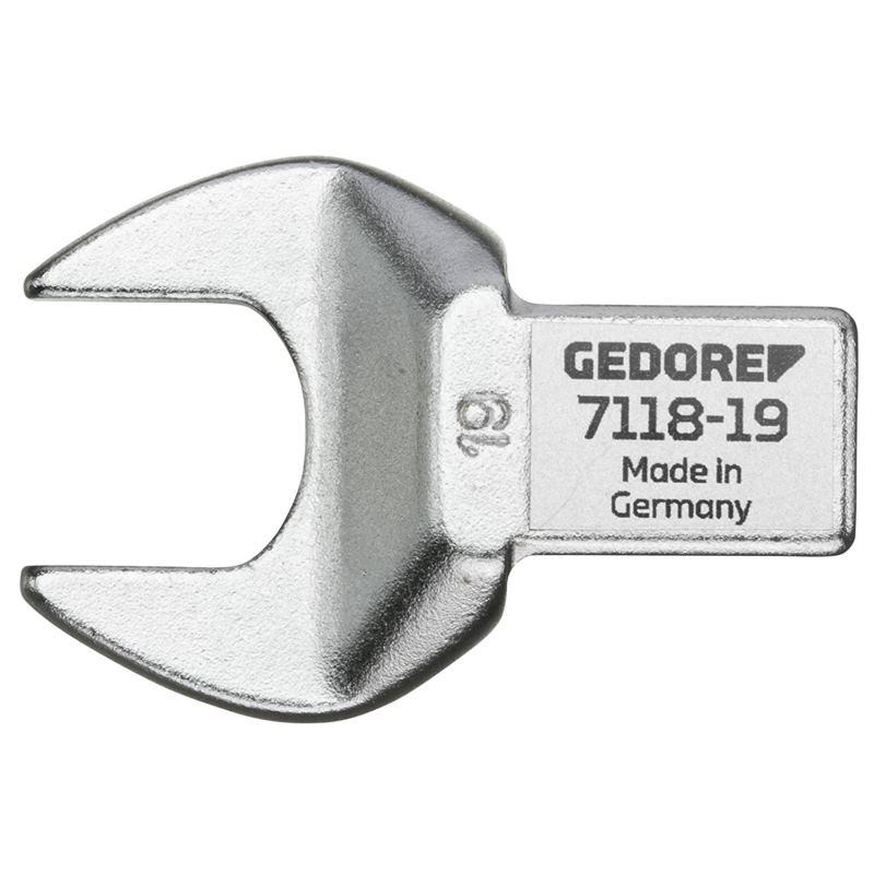 Einsteckmaulschlüssel SE 14x18, 19 mm