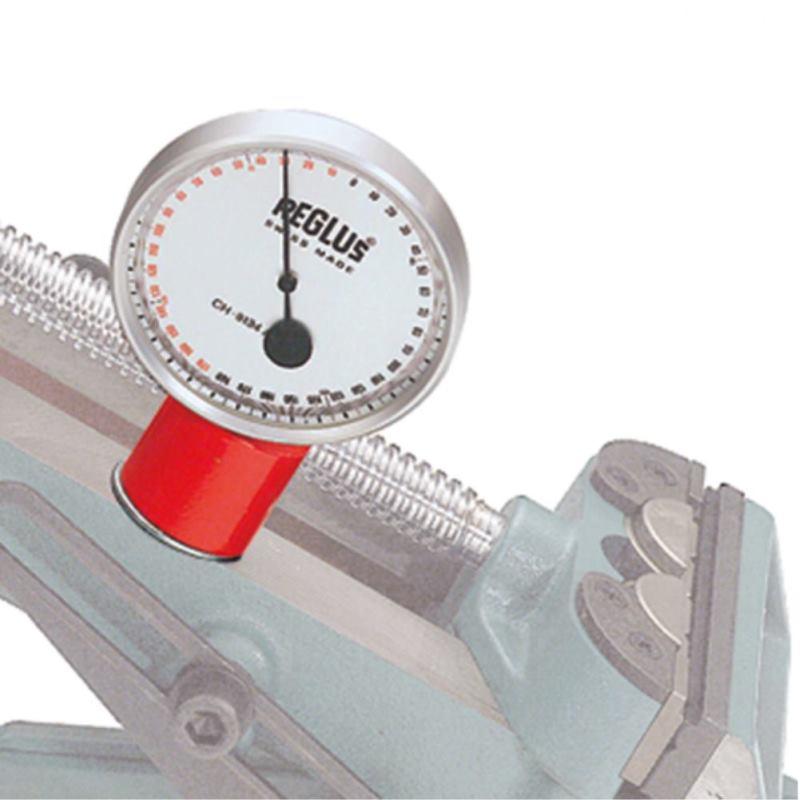 Universal-Winkelmessgerät mit Magnetfuß