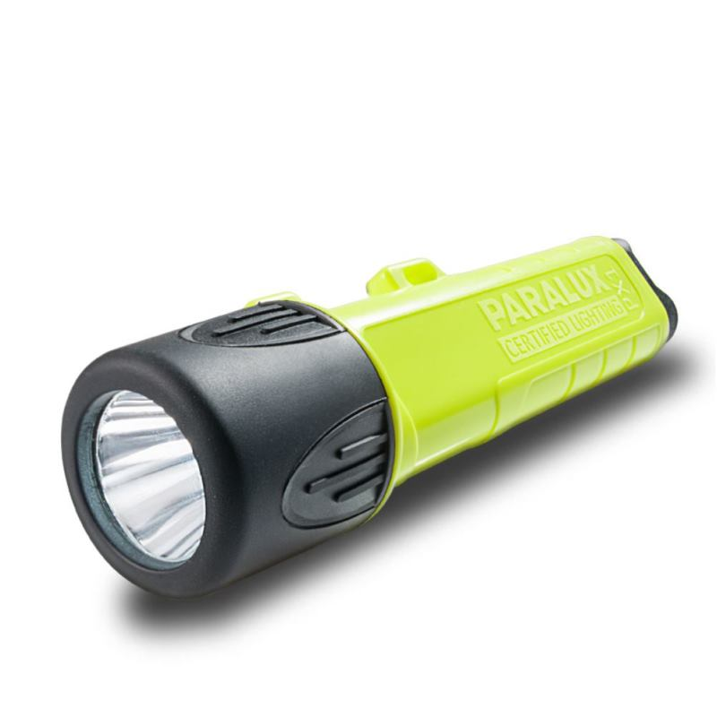 LED Taschenlampe PARALUX® PX1 4AA LED mit Batterien