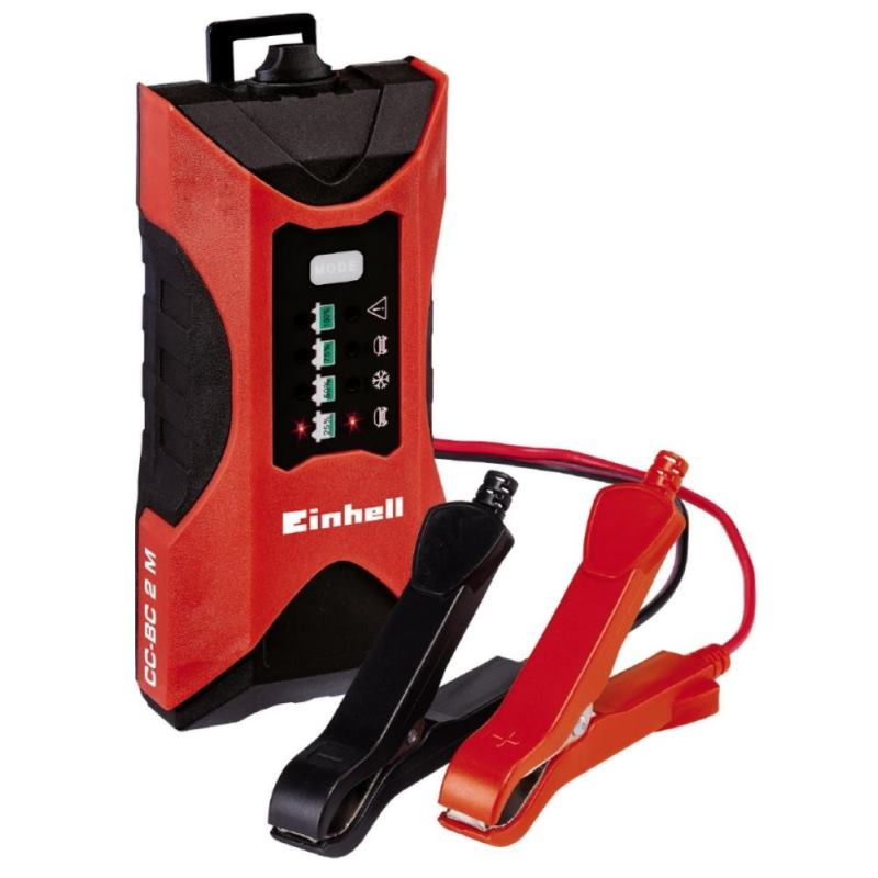 Auto Motorrad Batterieladegerät CC-BC 2 M