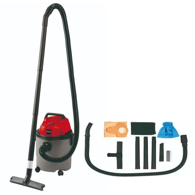 15 Liter Nass-Trockensauger TC-VC 1815 | 1.250 Watt