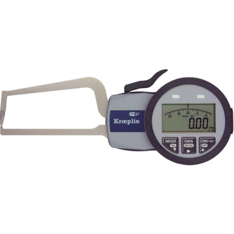 Schnelltaster C2R20 0 - 20 mm 0.01 mm ZW IP67 für