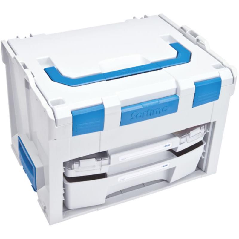 LS-BOXX 306 inkl. i-BOXX 53 C44 m.Insetboxen xH 44