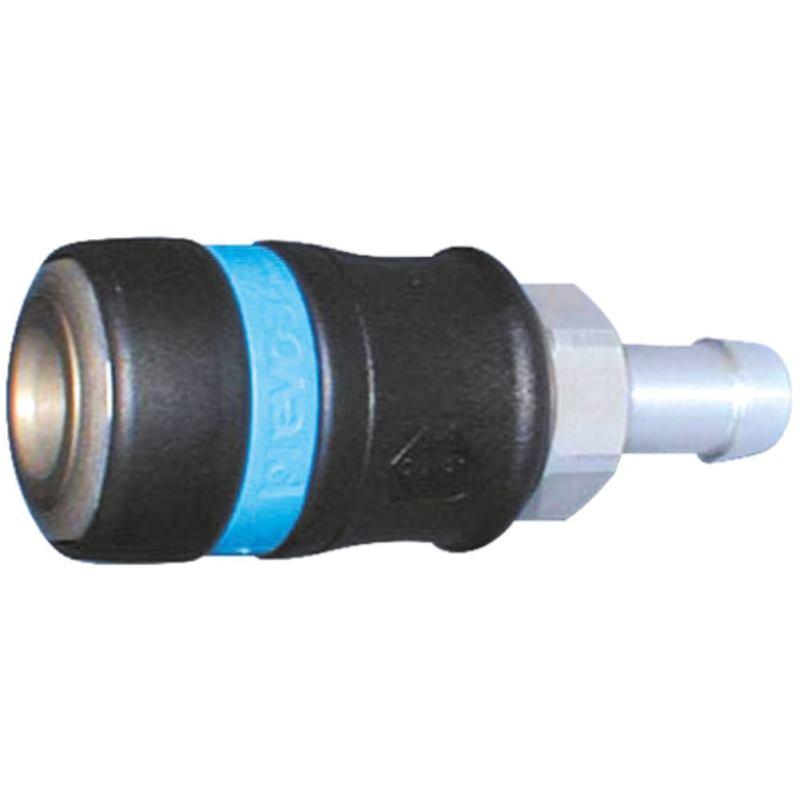 Sicherheits-Schnellkupplung 9 mm Schlauch-Innendur