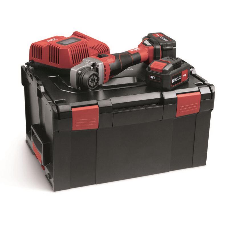 Akku-Basismotor TRINOXFLEX BME 18.0-EC/5.0 Set |2x Akku 5,0 Ah L-Boxx