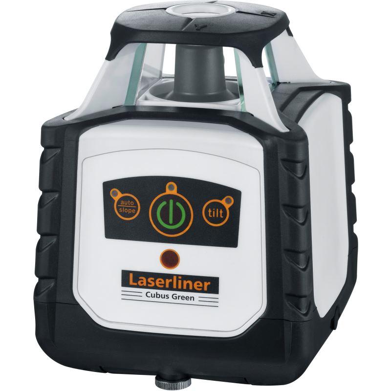 Rotationslaser inkl. Laserempfänger Cubus G 110 S