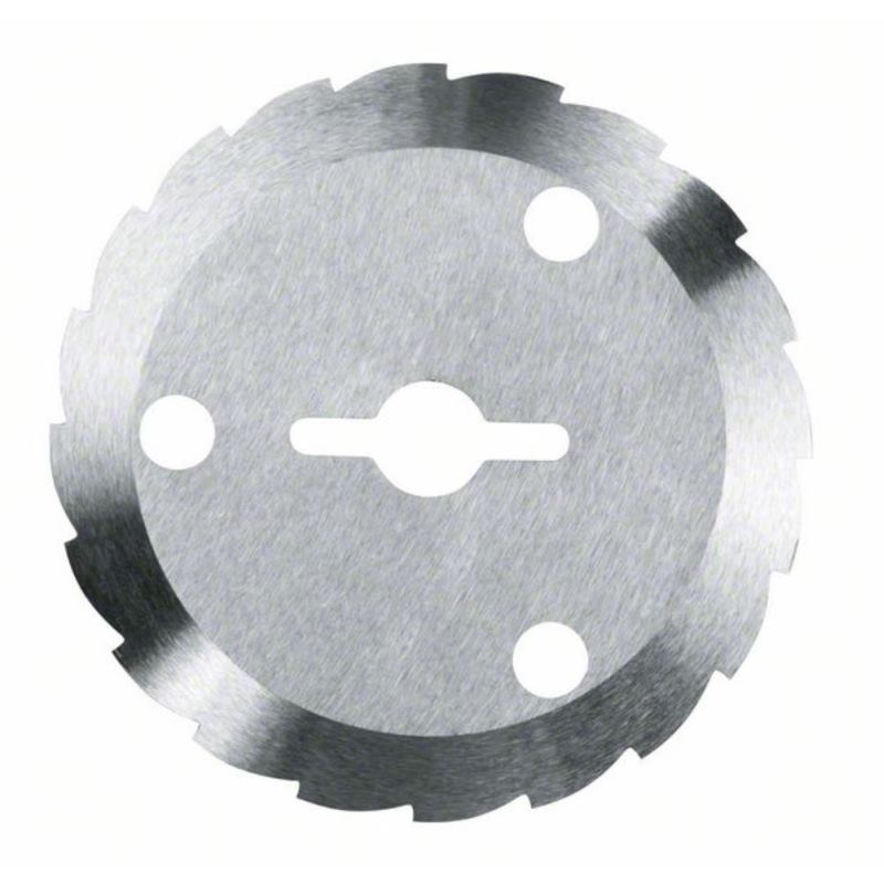 Messer. Ersatzmesser für Bosch Universalschneider.