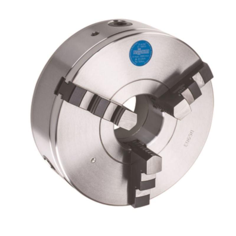 ZS 315, KK 6, 3-Backen, ISO 702-3, Bohr- und Drehbacken, Stahlkörper