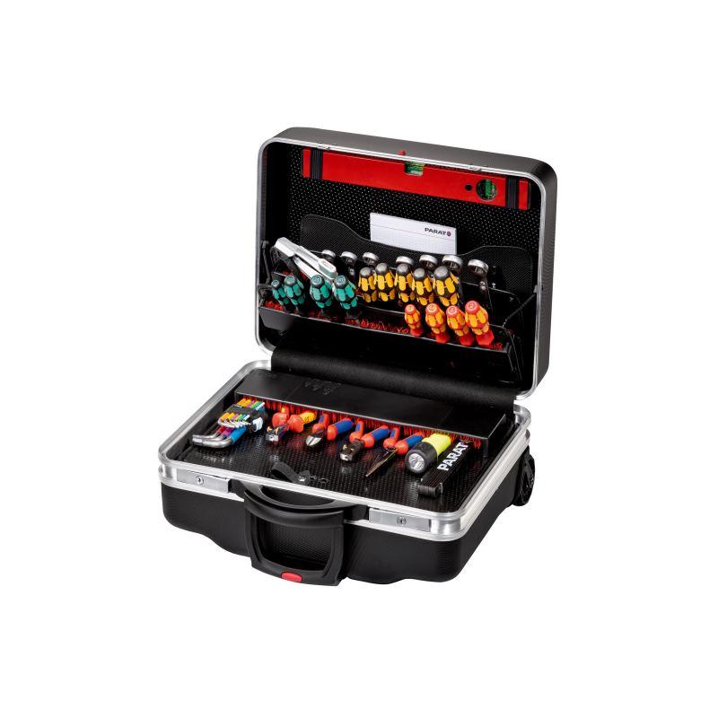 Werkzeugkoffer CLASSIC KingSize Roll neo CP-7 ohne Werkzeug