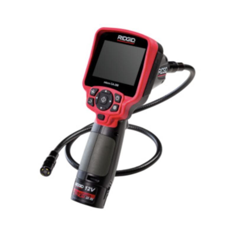 Digitale-Inspektionskamera micro CA-350. 17mm Kamerakopf. 90 cm