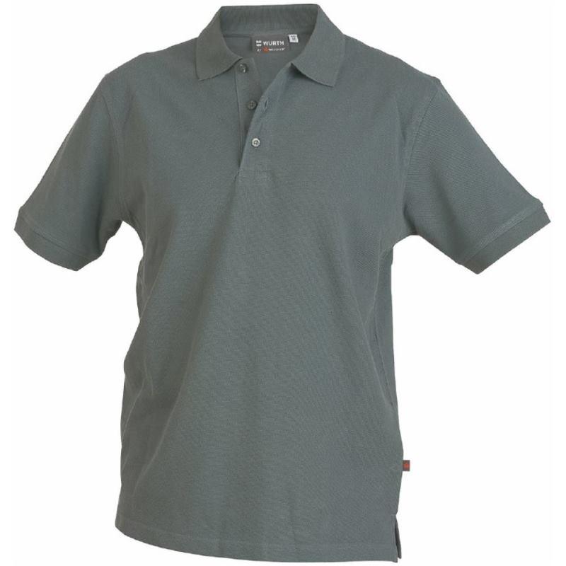 Polo-Shirt graphit Gr. M