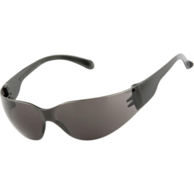 Schutzbrille beschlagfrei getönt DIN EN 166-F