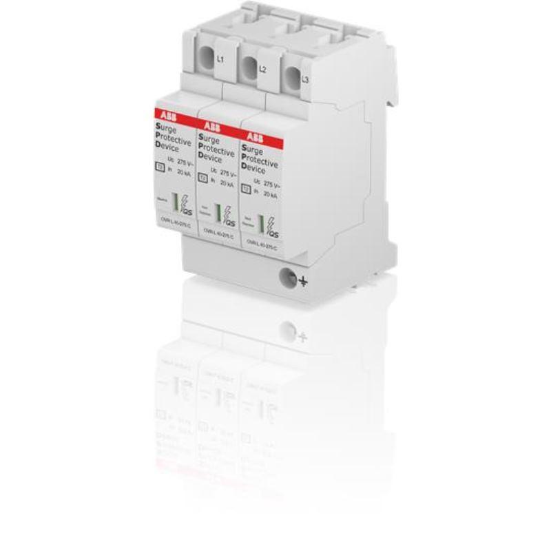 OVR T2 3L 40-275 P QS Typ 2 für 230/400V