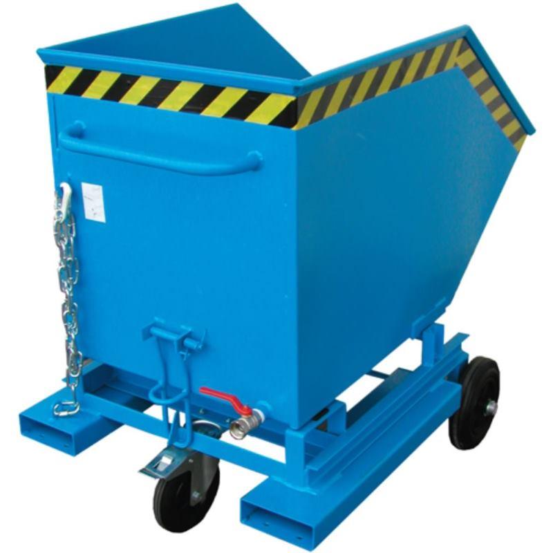 Kastenwagen Späneausführung Inhalt 250 Liter mit L
